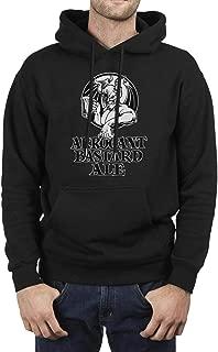 Ruslin Long Sleeve Mens Stone Beer Sweatshirt