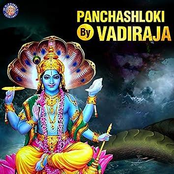 Panchashloki By Vadiraja
