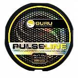 Gurú pulso 4LB/1.8Kg línea bajo elástico flotadores de pesca alimentador de alta resistencia a la abrasión y pesca