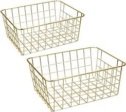 Best brass wire basket Reviews
