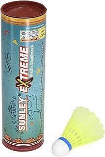Sunley Extreme Plastic Shuttle-Yellow