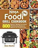 The Ninja Foodi Grill Cookbook