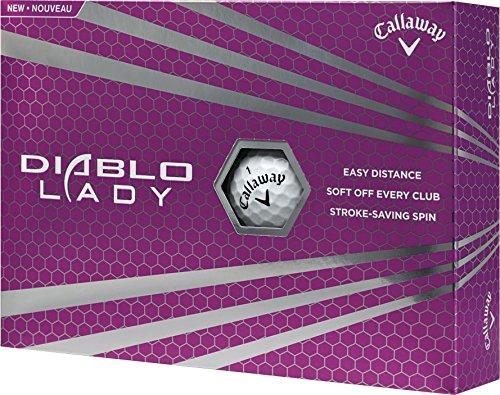 Callaway Diablo Lady Golf Balls