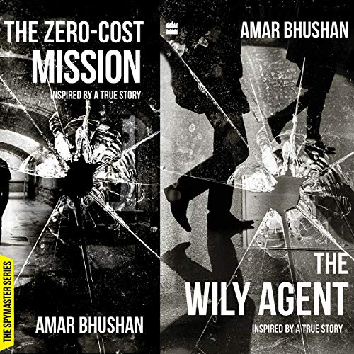 The Wily Agent & The Zero Cost Mission cover art
