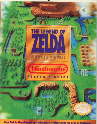 The Legend of Zelda: A Link to the Past Nintendo Players Strategy Guide