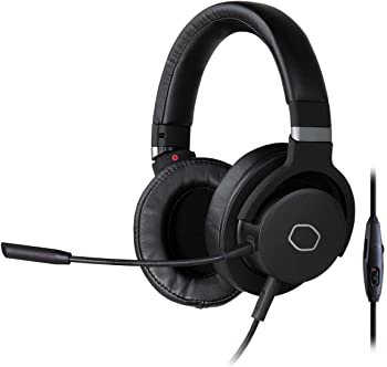 Cooler Master MH-751 Over-Ear 3.5mm Wired Gaming Headphones