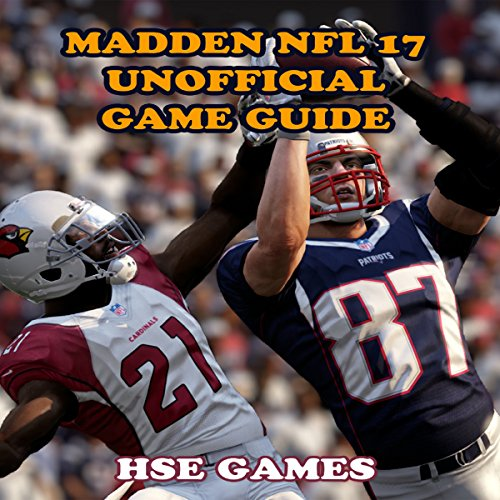 Madden NFL 17 Unofficial Game Guide audiobook cover art