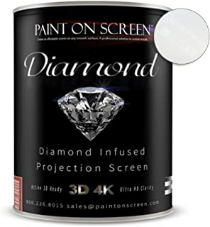 black diamond screen