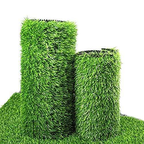 Auart Sterk valst gras tapijt premium kunstgras in de open lucht decor en gripvaste turf Pet Turf voor honden pad synthetisch gras deurmat vervalst gras