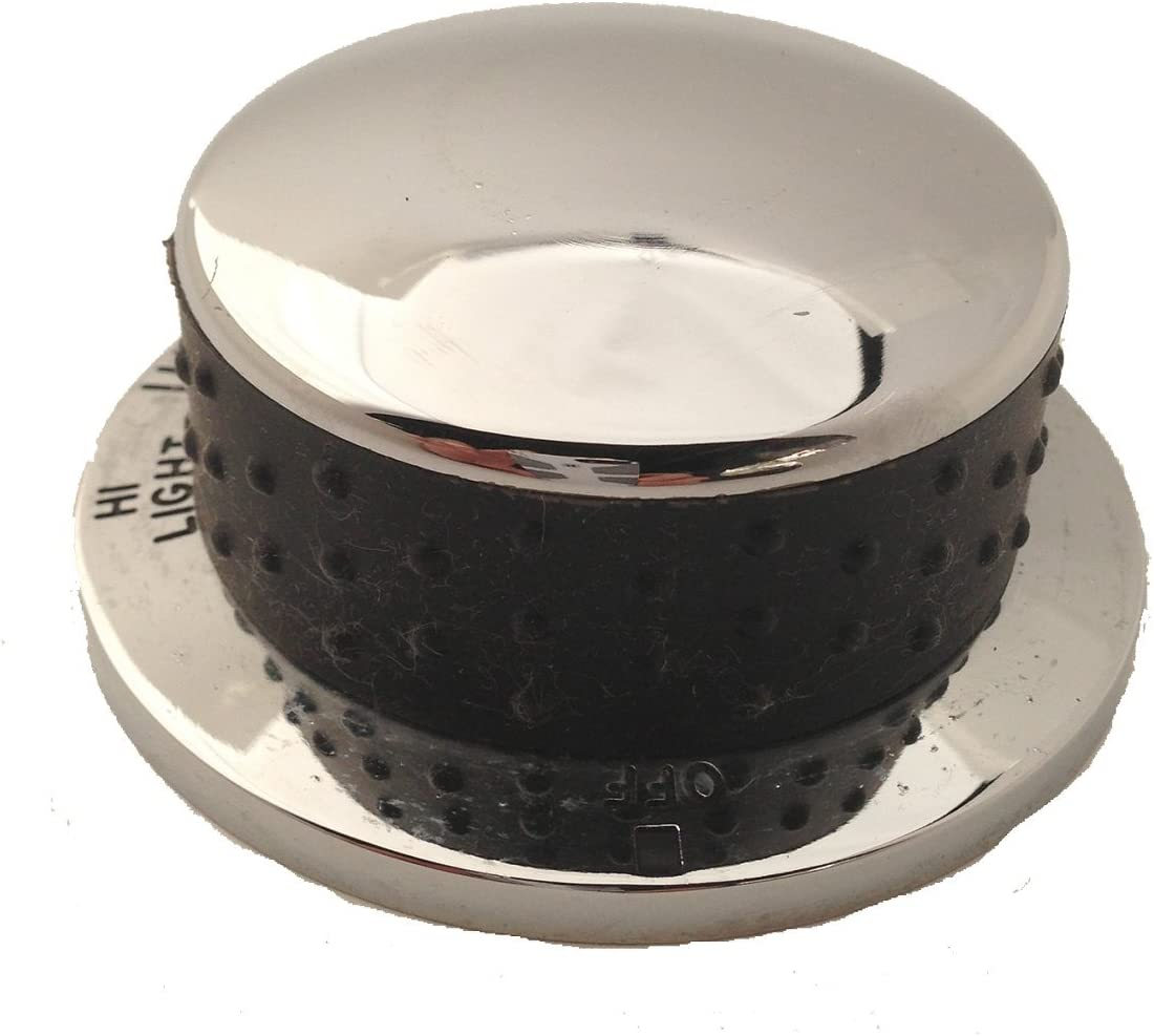FireMagic half Polished Knob Max 61% OFF 3016 Backburner