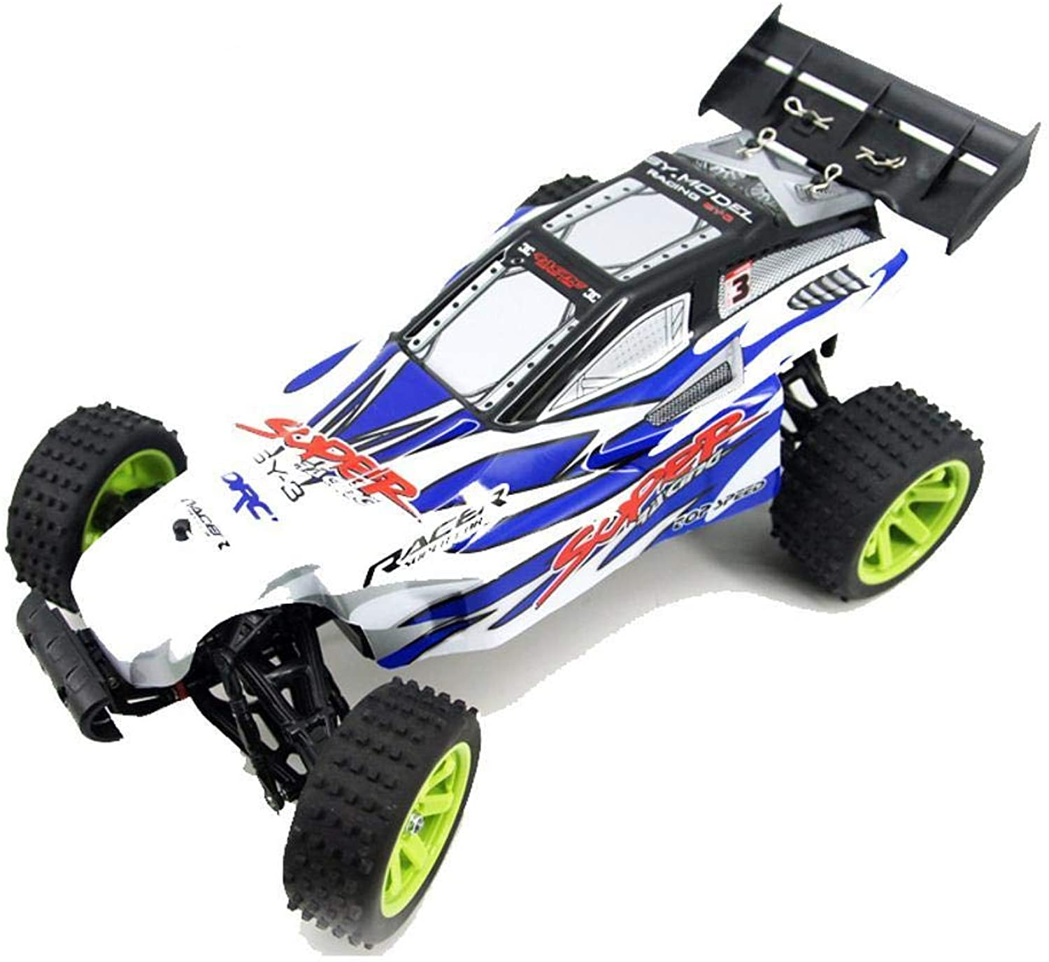 Penao Electric model remote control high-speed car, desert off-road, 2.4G RC SUV, RC car model, scale 1 16