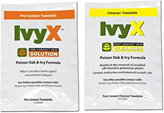 Poison Oak and Ivy Formula Pre-Contact Skin Solution and Cleanser