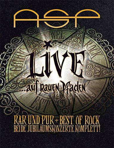 Live...auf rauen Pfaden (Lim. 4CD im Buchformat)