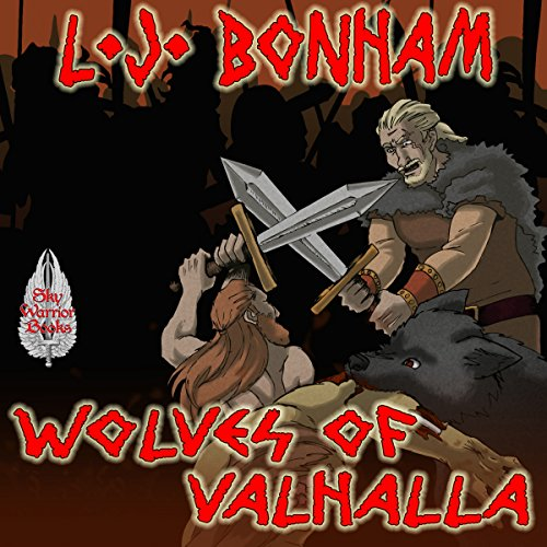 Wolves of Valhalla audiobook cover art