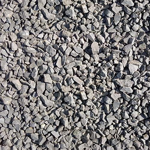 ProfiPlus Basaltsplitt 2-5 mm Anthrazit 25kg Splitt Kies