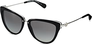مايكل كورس نظارة شمسية للنساء ، عدسات رمادي ، 110242001