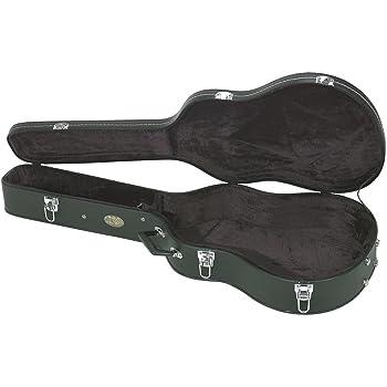 Estuche Rígido de Guitarra Acústica Dreadnought Gear4music: Amazon.es: Instrumentos musicales