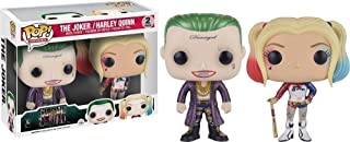 Funko Pop! Suicide Squad FYE Exclusive 2pk Joker and Harley Quinn