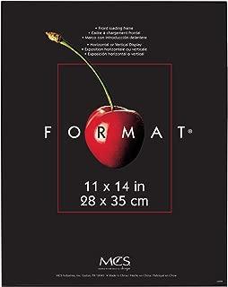 MCS 11x14 Inch Format Frame, Black (40960)