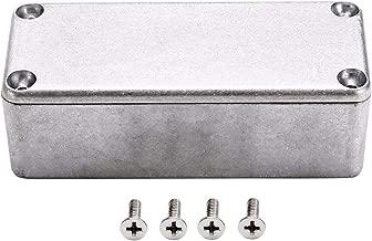 Timiy 1590A Aluminum Metal Stomp Box Case Enclosure Guitar Effect Pedal