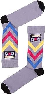 Boom Sox Desenli Erkek Çorap