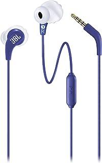 JBL ENDURRUNBLU Audífonos In Ear Deportivos, Color Azul