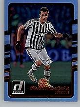 2016-17 Donruss Holographic Silver #113 Mario Mandzukic Juventus Official Panini Soccer Futbol Trading Card