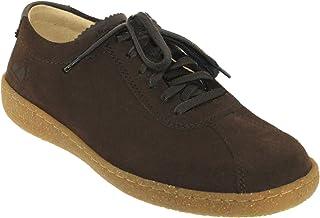 Mephisto - Zapatos de Cordones de Terciopelo Hombre
