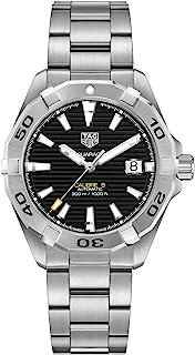 Aquaracer Automatic Black Dial Mens Watch WBD2110.BA0928