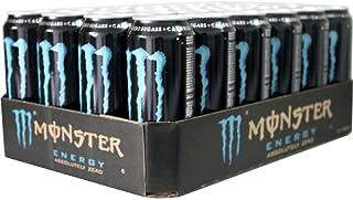 Monster Energy Drink Absolutely Zero 24x 50ml - Kalorienfrei und ohne Zucker