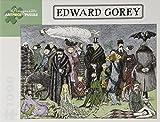 Edward Gorey 1000-Piece Jigsaw Puzzle (Pomegranate Artpiece Puzzle)