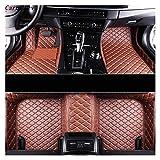 メルエンドW245 W169 W163 W163 W246 ML W164 CLA GLA VIからW639 G-LKのフロアマットのカーフロアマットすべての天気の深い食品の自動車床の床の床の床の床の床の床の床のマット 414 (Color Name : Color 1)