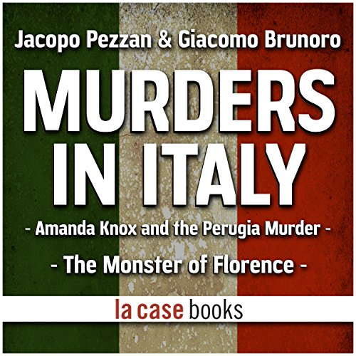 Murders in Italy audiobook cover art