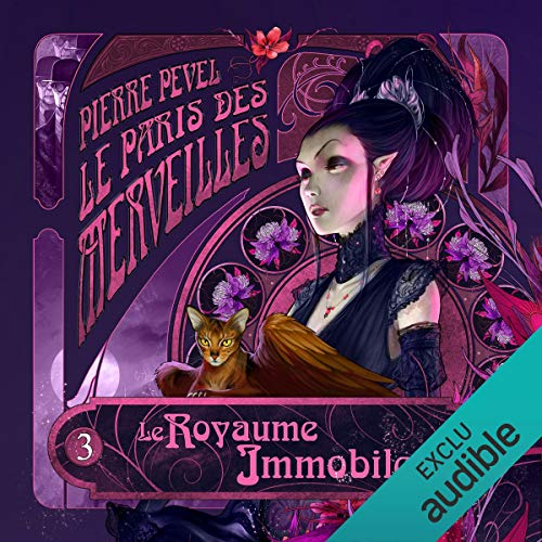 Le Royaume immobile audiobook cover art