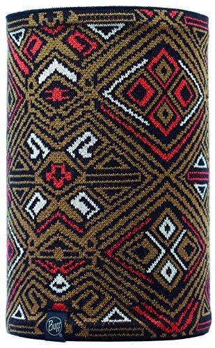 Buff Foulard Multifonction pour Adulte Knitted National Geographic Cache-col avec extérieur en Polaire Taille Unique Multicolore - Inxala