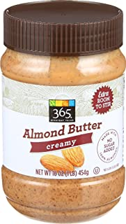 Best almond butter watery Reviews