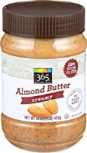 365 Everyday Value, Almond Butter, Creamy, 16 Ounce
