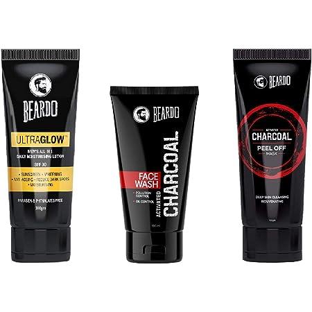 Beardo The Perfect Face Pack Combo