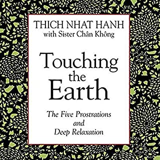 Touching the Earth cover art