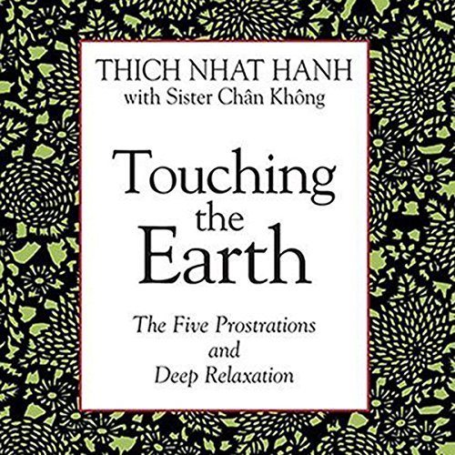 Touching the Earth audiobook cover art
