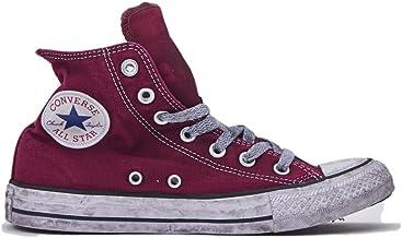 Converse Zapatos de Hombre Zapatilla Hombre Chuck Taylor All Star Ltd Ed Burdeos Primavera Verano 2018