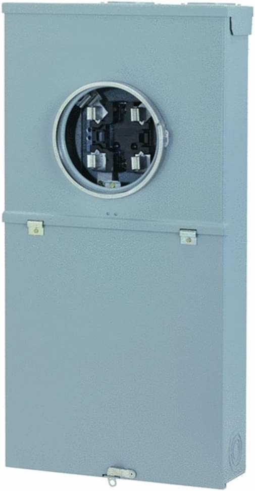 Baltimore Mall Ge Tsm420cscup Meter Recommendation Socket 200 Amp Load Center
