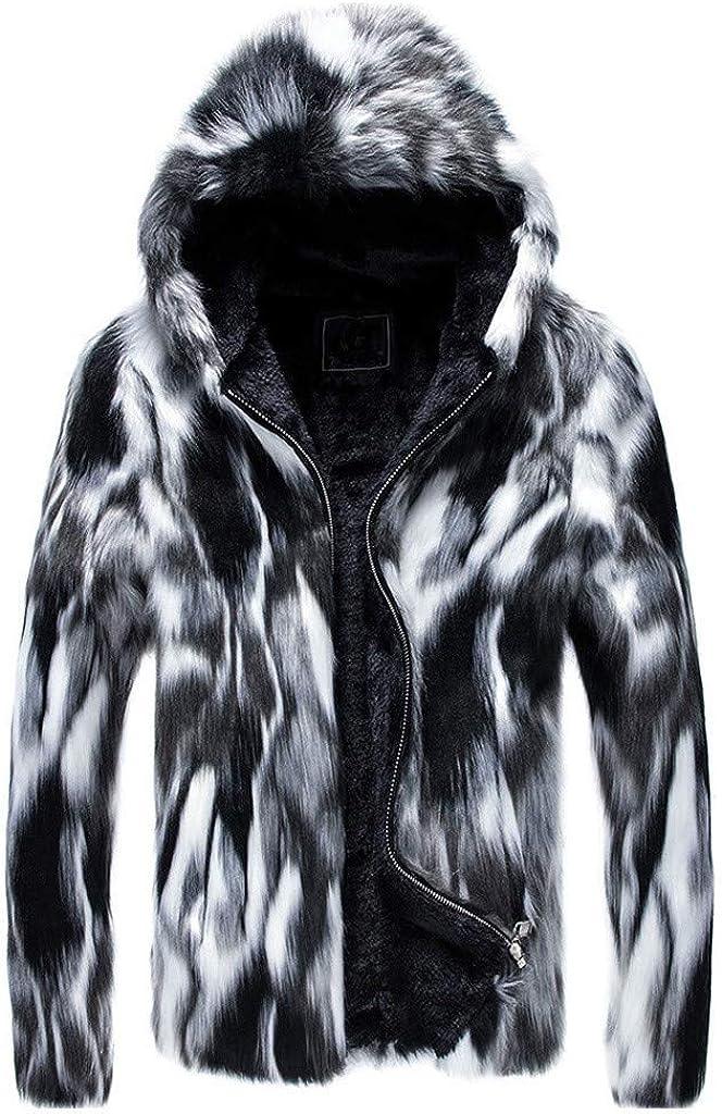 Landscap Baltimore Mall Jacket Fashion Mens Winter Coat Warm Faux Thick Miami Mall