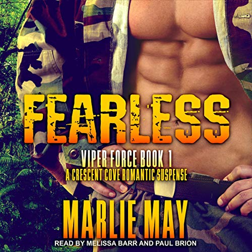 Viper Force Series 1, Fearless audiobook cover art