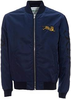 Kenzo Mens Tiger Bomber Jacket