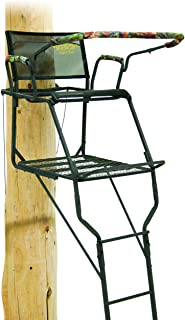 Rivers Edge RE628 17' Jumbo Jack Ladder Stand