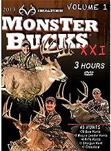 Realtree Outdoor Productions Monster Bucks XXI Volume 1 DVD