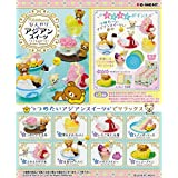 リラックマ ひんやりアジアンスイーツ BOX商品 1BOX=8個入り、全8種類