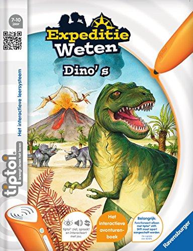 Tiptoi-Expedition wissen: Dinos