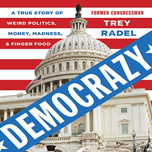 Democrazy audiobook cover art